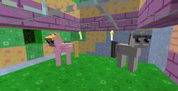 Mine Little Ponies