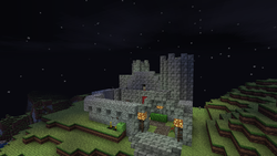 Mine and Scaryz house