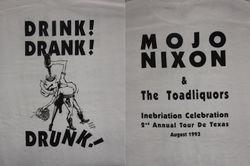1993 Tour shirt