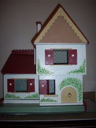 Latest project, Geebee cottage