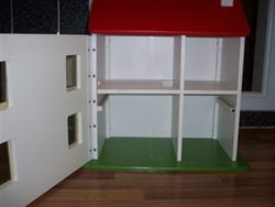 childrens house bought quite cheaply