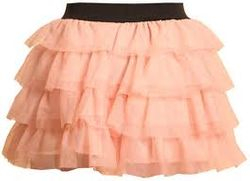 Fun Ruffle Skirt 2011