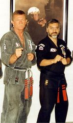 master Bob White & josé garay