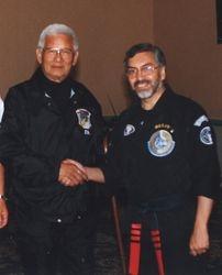 Dr. Gy & José Garay