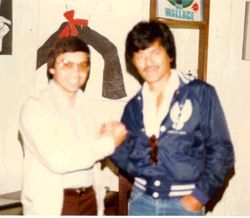 José garay & Tadashi Yamashita