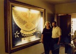 Ms. Parker & José Garay