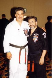 Master Jhon Sepulveda & José Garay