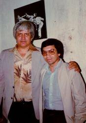 SGM Ed. Parker & José Garay (1980)