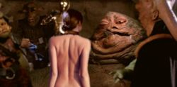 Leia riped off from backview( totally censored)