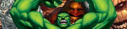 Promo for Rhino vs. Juggernaut vs. Hulk vs. Thing