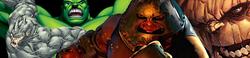 Promo # 2 for Rhino vs. Juggernaut vs. Hulk vs. Thing