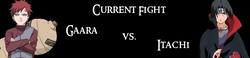 Gaara vs. Itachi