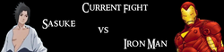Sasuke vs. Iron Man