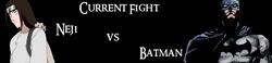 Neji vs. Batman
