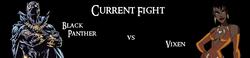 Black Panther vs. Vixen