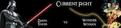 Darth Vader vs. Wonder Woman