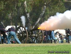 Cannon fire 1