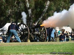 Cannon fire 2