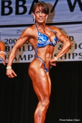 2008 NABBA Queensland Overall Champion