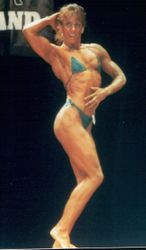 1999 IFBB QLD State show