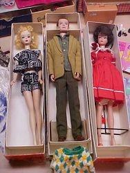 Francine's Additional Dolls
