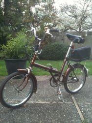 My new roller