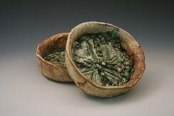 Shamrock:  Dog Bowls