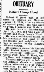 Robert Henry Hood
