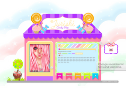 Candy Shop Layout