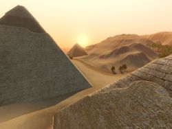 Pyramid Perspective