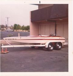 67 Raysoncraft in about 1973