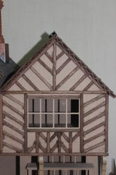 Timbered right front