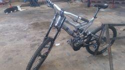 John's great bike from Norway.