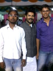 me and Sachinbhau Jagtap