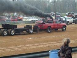 Hodgenville pull 2008