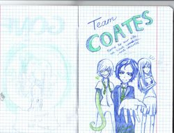 Join Team Coates ;)