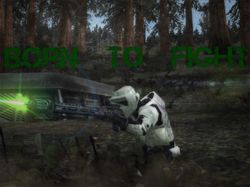 Endor Sniper!