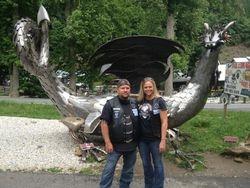 Riding the Dragon, East TN, 2013