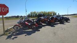 Reynolds-Alberta Museum Ride -Penhold