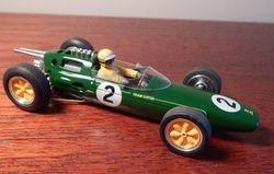 Lotus 25 Taylor