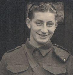 Gunner George Boni 210/ 53rd Regt. RA