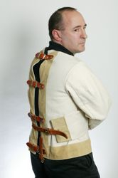 Early 1900's Style Straight Jacket