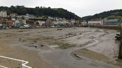 St. Aubin before the dredging