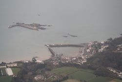 St. Aubin after the dredging