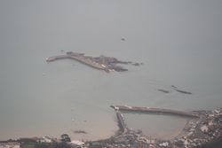 St. Aubin after the dredging