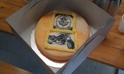 De taart