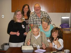 Mr Droze 90th Birthday Party
