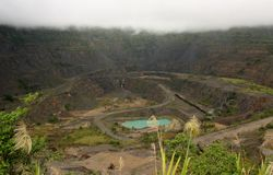 Panguna mine, Bougainville