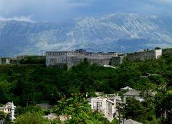Girokastra castle
