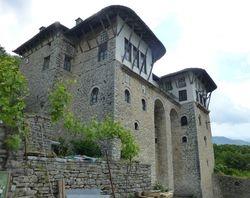 Zekate House, Girokastra